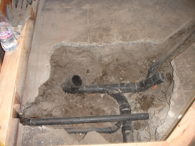 Plumbing Drain-lines (Remodle)